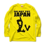 DO NOT TRY JAPAN(Men)