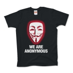 WE ARE ANONYMOUS.(RED)